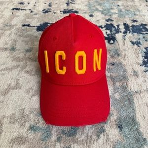 DSQUARED2 Icon Baseball Cap Dad Hat Original